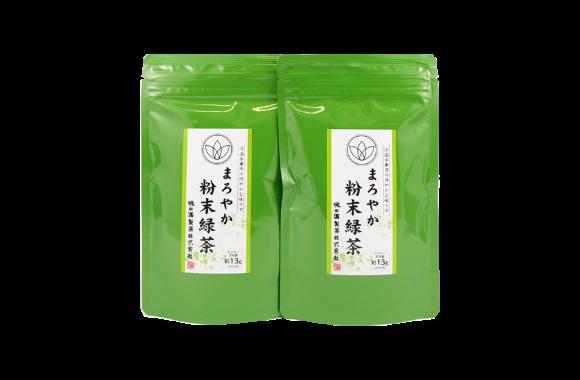 まろやか粉末緑茶